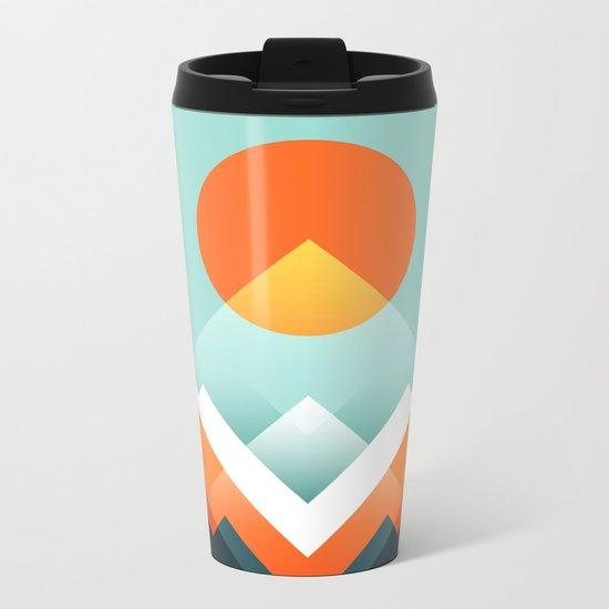 Everest Metal Travel Mug