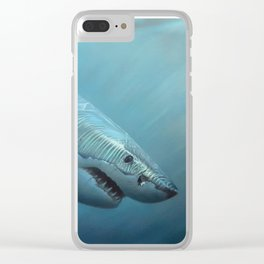 Beyond The Break Clear iPhone Case