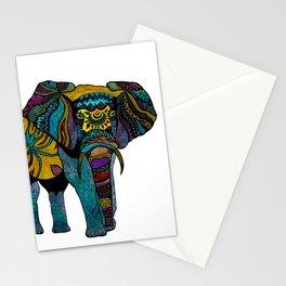 Elephant of Namibia Stationery Cards