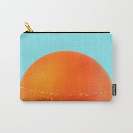 MONTREAL PASTEL Orange Julep Carry-All Pouch