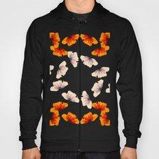 patterns - poppy 2 Hoody