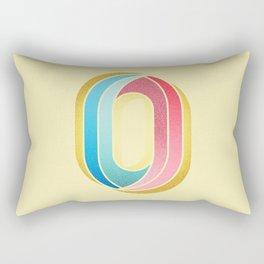 0 to hero Rectangular Pillow