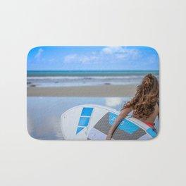 Walkerville Paddleboard Surf Beach Bath Mat