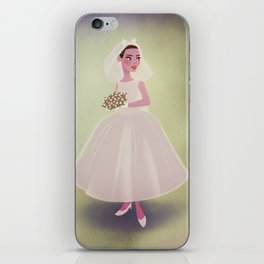 Wedding Day iPhone Skin