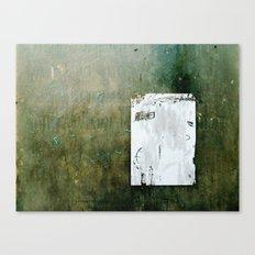 A Hidden Message... Canvas Print