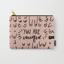 You are unique! Yass! Carry-All Pouch