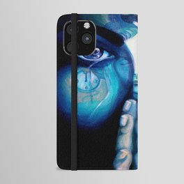 The dreams in which I'm dyin iPhone Wallet Case