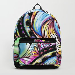 wing blossom Backpack