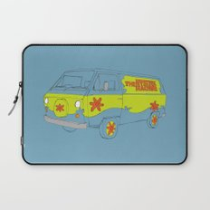 The Mystery Machine Laptop Sleeve