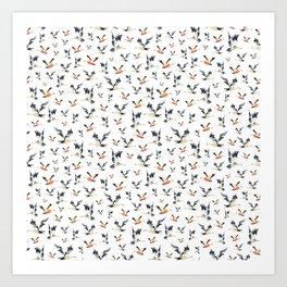 Tardona Ferruginea Art Print