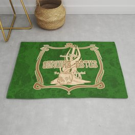 An Undead Favorite Rug