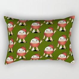 Rambutan boy Rectangular Pillow