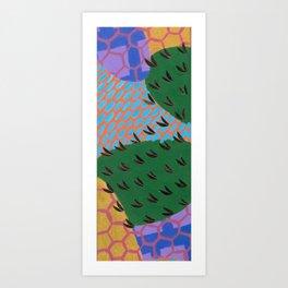 Leaves 13 (Wing Confetti) Art Print