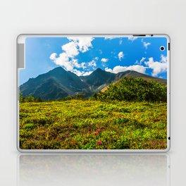 Vicinity of the volcano Vachkazhets Laptop & iPad Skin