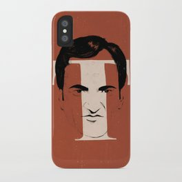 T is for Tarantino iPhone Case