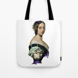 Queen Vicky Tote Bag