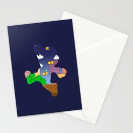 Hero:Plumber Stationery Cards