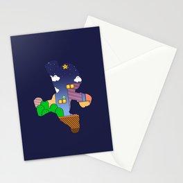 Hero:Plumber Stationery Cards
