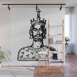 Charlemagne Wall Mural