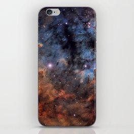 The Devil Nebula iPhone Skin