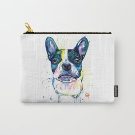 French Bulldog - Juno the Frenchton Carry-All Pouch