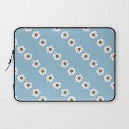 Daisy Chain Blue Laptop Sleeve