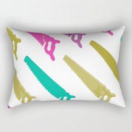 saw Rectangular Pillow