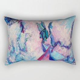 EVERYTHING MATTERS Rectangular Pillow