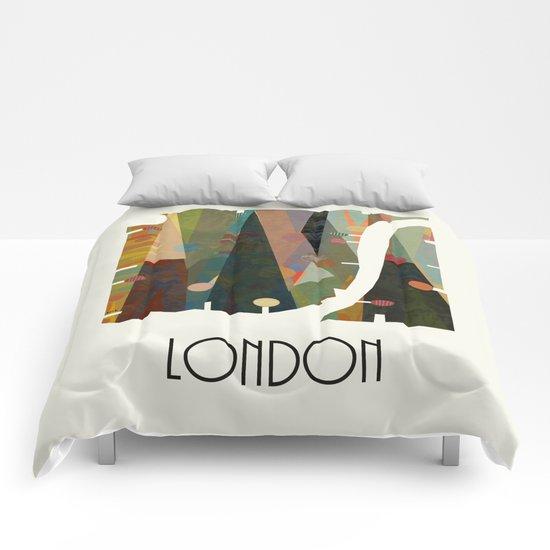 london modern Comforters