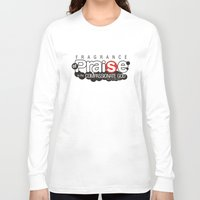 scripture Long Sleeve T-shirts featuring Bible Scripture by Azeez Olayinka Gloriousclick