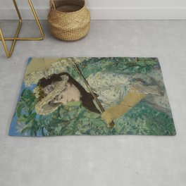 Edouard Manet - Spring Rug