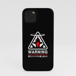 Evangelion Impact iPhone Case