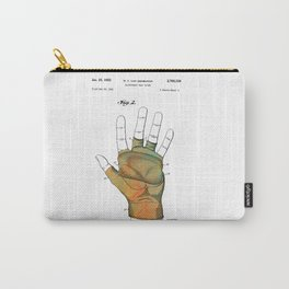 Golf Glove Patent 1955 Carry-All Pouch