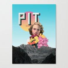 PIT Canvas Print