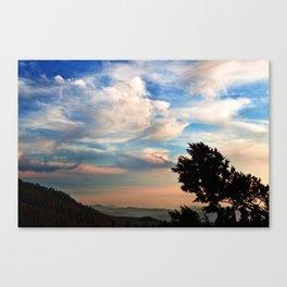 Cloud IV Canvas Print