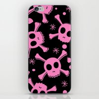 pirates iPhone & iPod Skins featuring Pirates by Rceeh
