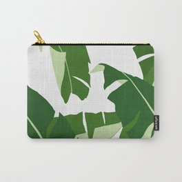 Tropical plant Carry-All Pouch