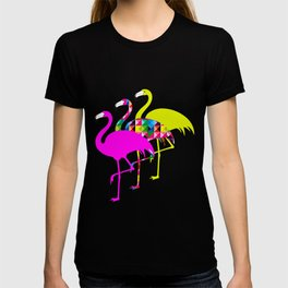 Flamingo Fest T-shirt