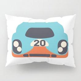 Le Mans Pillow Sham