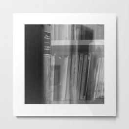 Livres Metal Print