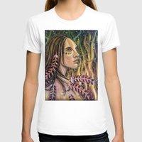 phoenix T-shirts featuring phoenix by Beth Jorgensen