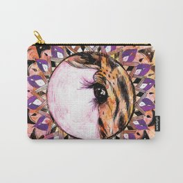 Giraffe Manor Carry-All Pouch