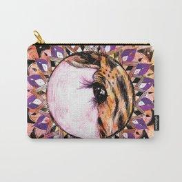 Giraffe Manor Carry-All Pouch