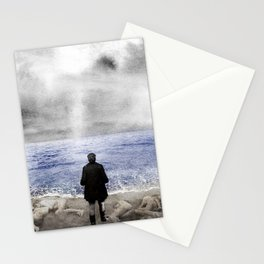 The place where souls go to sleep Stationery Cards