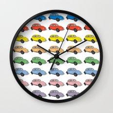 Beetle! Beetle! Beetle! Wall Clock