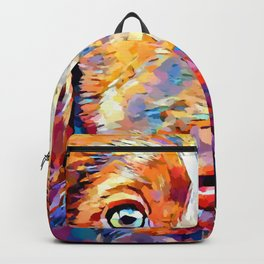 Brittany Spaniel Backpack