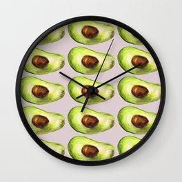 Nutritious Wall Clock