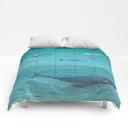 Over the sea Comforters