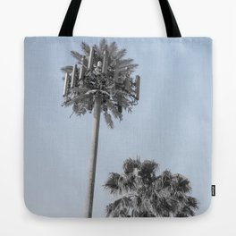 California Connection Tower #17 Tote Bag