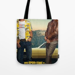Once Upon ATime I Hollywood Tote Bag